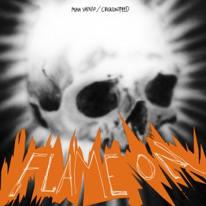 CHICKS ON SPEED - Flame On