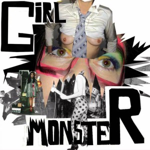 VARIOUS ARTISTS - Girlmonster EP1